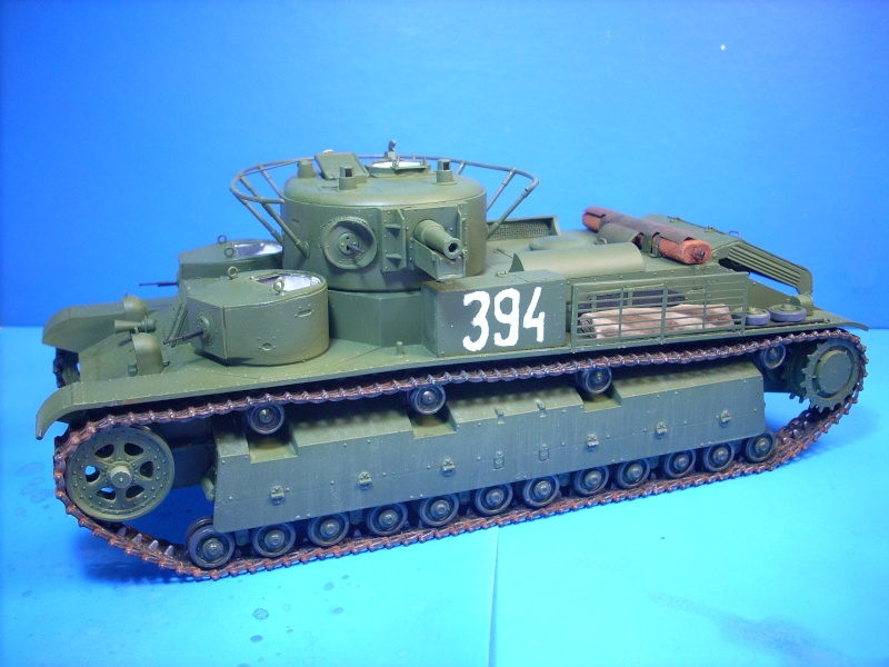 T 28 modèle 1936 - Alanger 1/35 T28-310