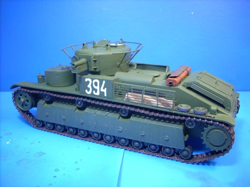T 28 modèle 1936 - Alanger 1/35 T28-410