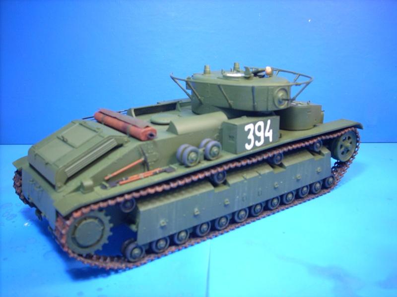T 28 modèle 1936 - Alanger 1/35 T28-510