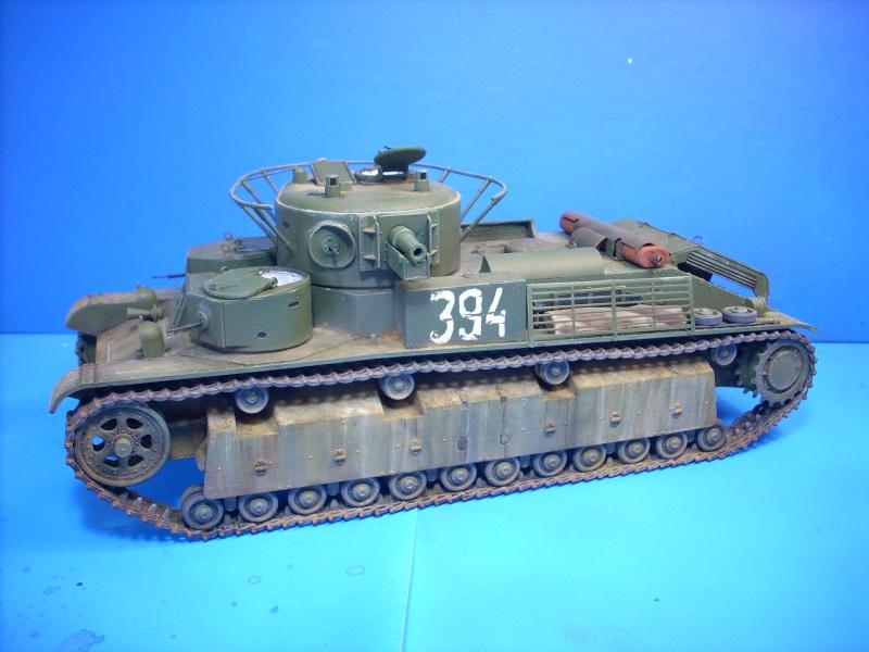 T 28 modèle 1936 - Alanger 1/35 T28-711