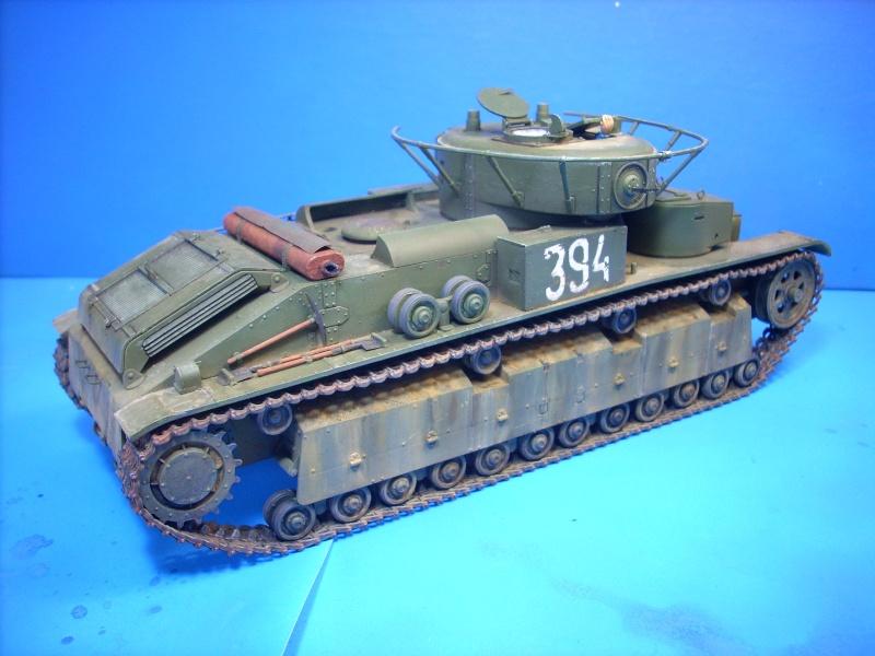 T 28 modèle 1936 - Alanger 1/35 T28-910