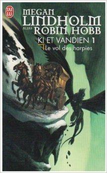 Lindholm Megan - Le vol des harpies - Ki et Vandien T1 Harpie10