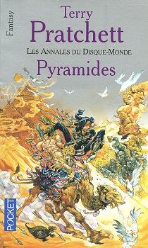 Pratchett Terry - Pyramides - Les annales du Disque-monde T7 Pyrami10