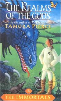 Pierce Tamora - The realms of the gods - The immortals series T4 Realms10