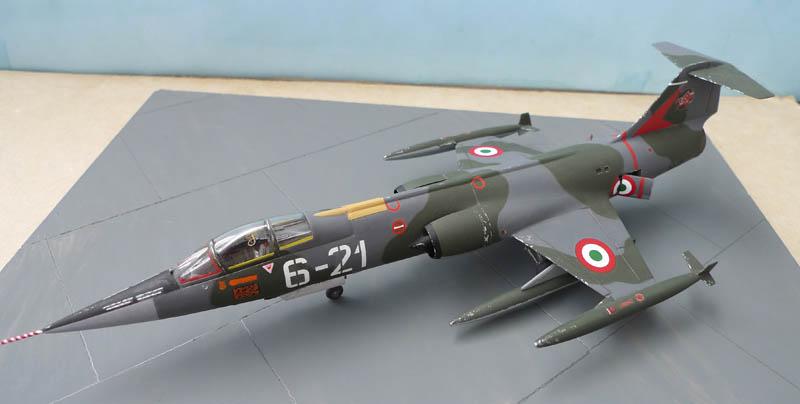 F 104 Starfighter... à la sauce Italienne. F104_010