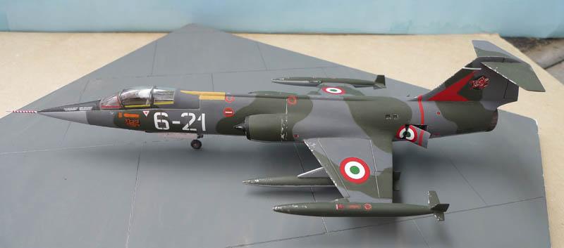 F 104 Starfighter... à la sauce Italienne. F104_011