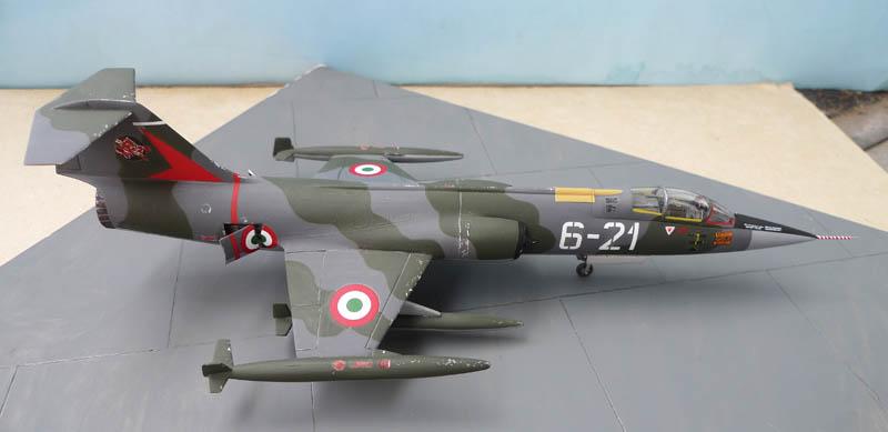 F 104 Starfighter... à la sauce Italienne. F104_014