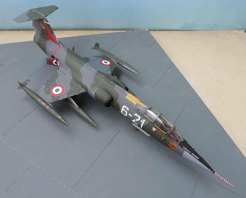 F 104 Starfighter... à la sauce Italienne. F104_015