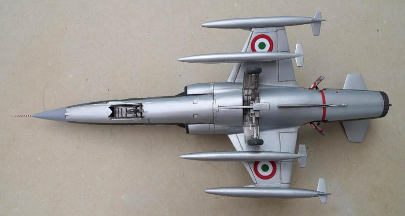 F 104 Starfighter... à la sauce Italienne. F104_016