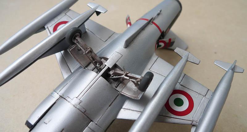 F 104 Starfighter... à la sauce Italienne. F104_017