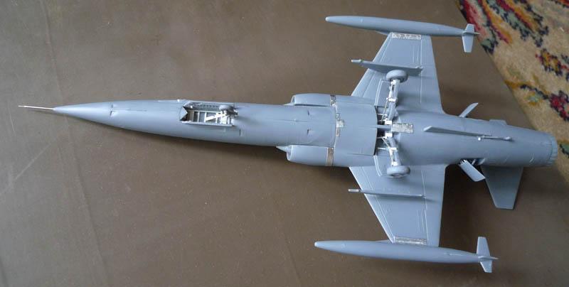 F 104 Starfighter... à la sauce Italienne. F104g_10