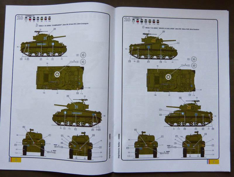 """Coffret """"Division Leclerc"""" - 1/72. Lecler18"""