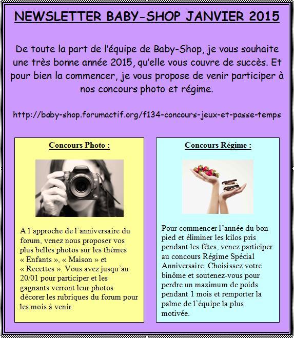 Baby-shop - Actualités News13