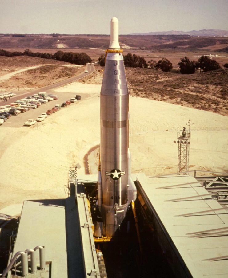 ICBM Atlas 19610611