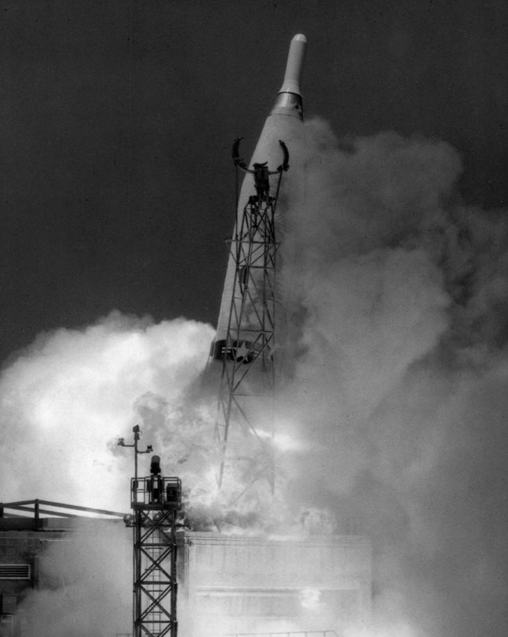 ICBM Atlas 19610612