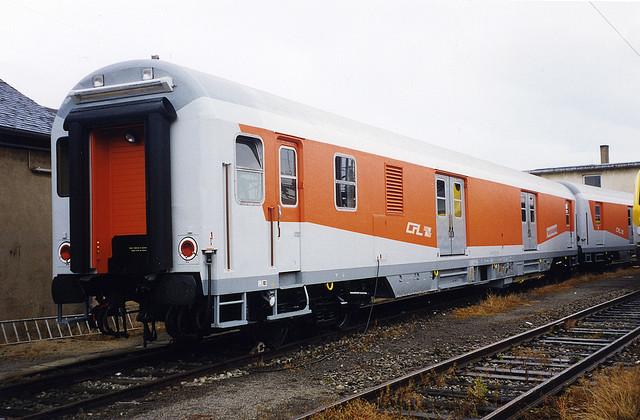 Train de relevage CFL [création personnelle] 43510810