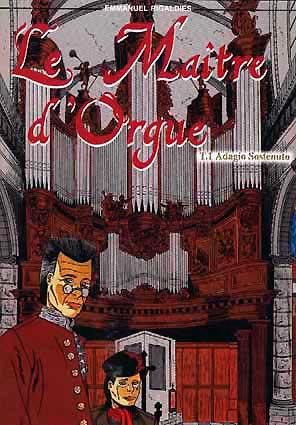 Orgue et bandes dessinées Maitre10