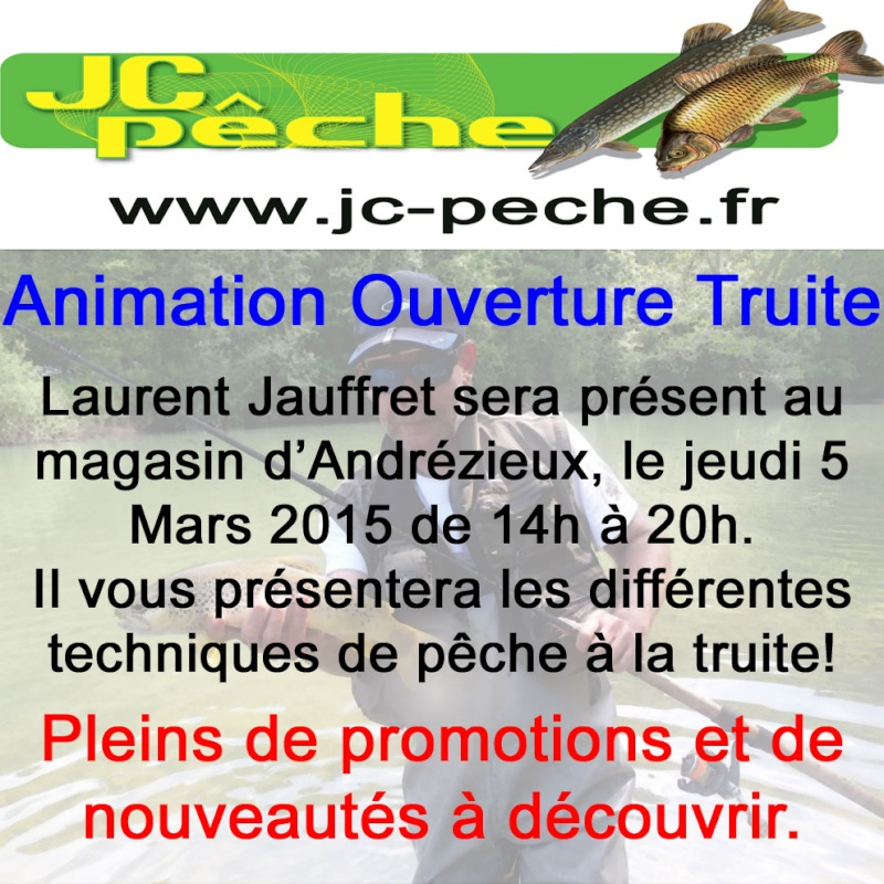 Animation Truite magasin JC PECHE ! Animtr10