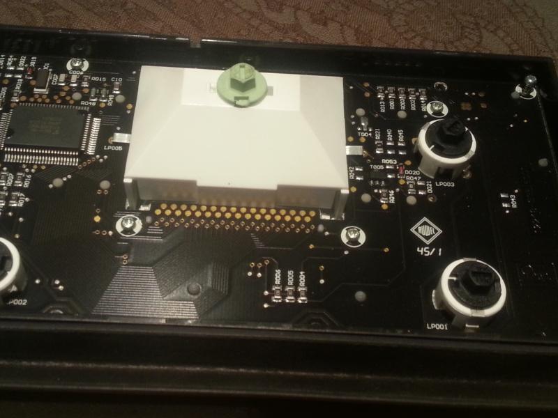 Problème absence de rétro éclairage à l'écran LCD 20141210
