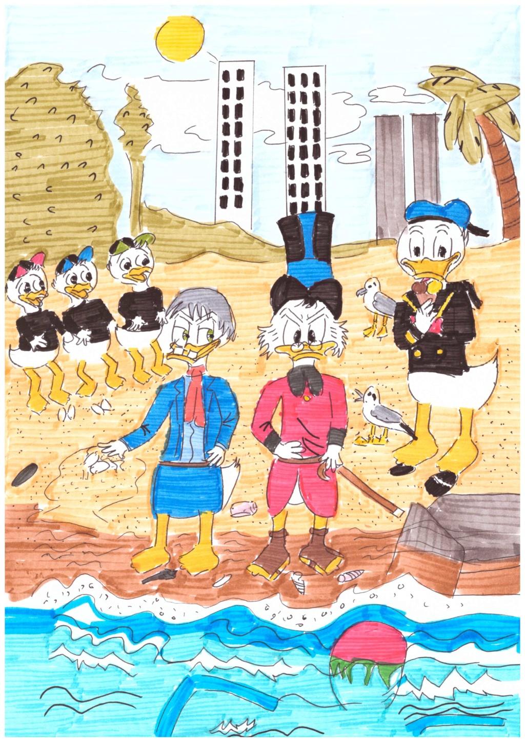 Fanfictions et dessins  d'Eyael The_au11