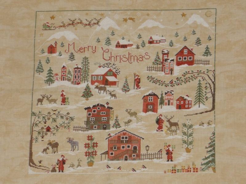 SAL Christmas Village - Sara Guermani - 15 JANVIER 2015 - DERNIER OBJECTIF !!! - Page 24 Dsc06058