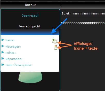 [PHPBB2] Afficher les informations du profil des messages avec plusieurs infobulles 213