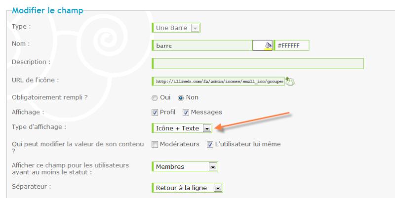 [PHPBB2] Afficher les informations du profil des messages avec plusieurs infobulles 410