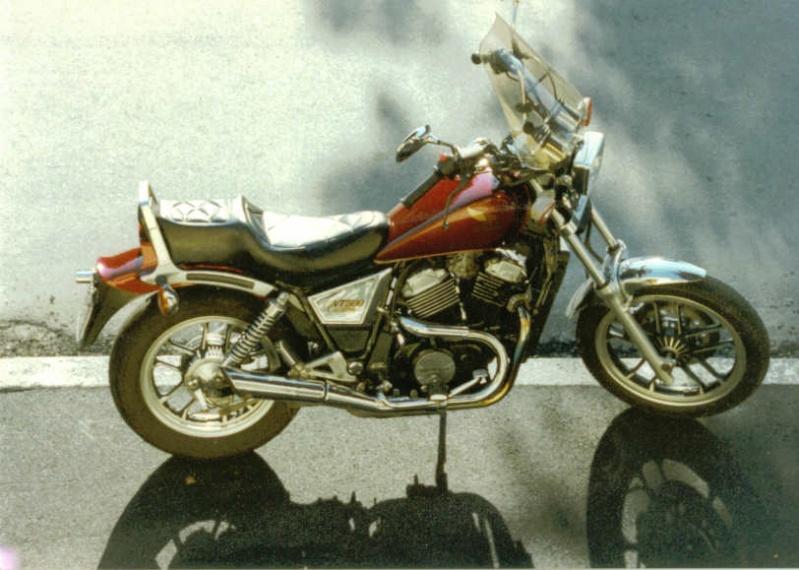VT 500 C pour pièces ou restauration ( vendu ) Vt500c10