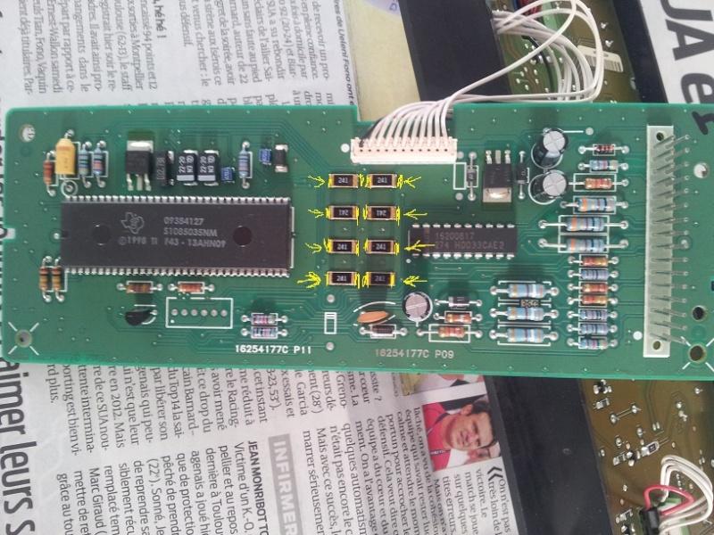 Affichage température HS 20121012