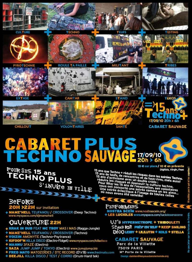 17/09/2010 - LES 15 ANS DE TECHNOPLUS - CABARET SAUVAGE T15ans10
