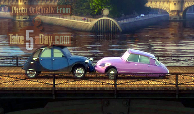 Pixar and The cars Citreo10