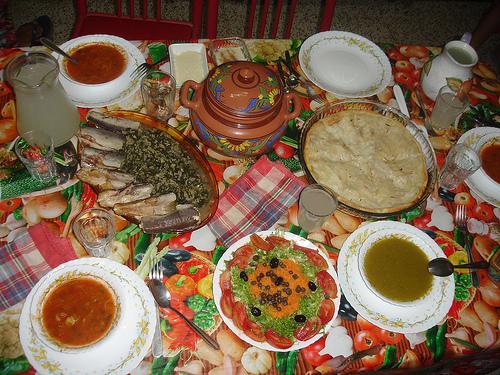 Ramadan au Canada Table110