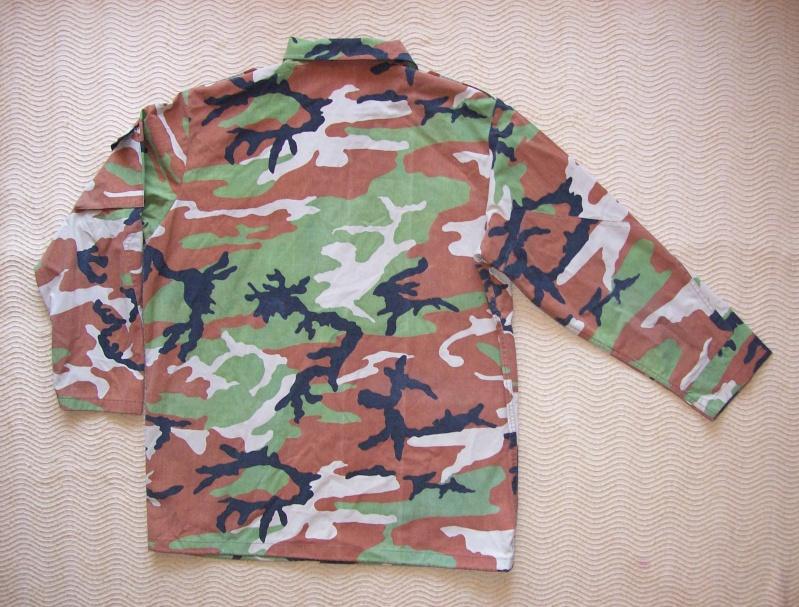 Serbian of Bosnian and Srpska repubic camouflage 100_0116