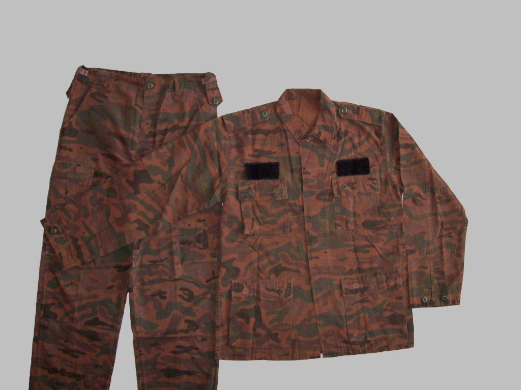 JORDAN SPECIAL FORCES amoeba DESERT camouflage uniform 100_1310