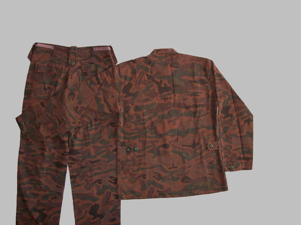 JORDAN SPECIAL FORCES amoeba DESERT camouflage uniform 100_1311