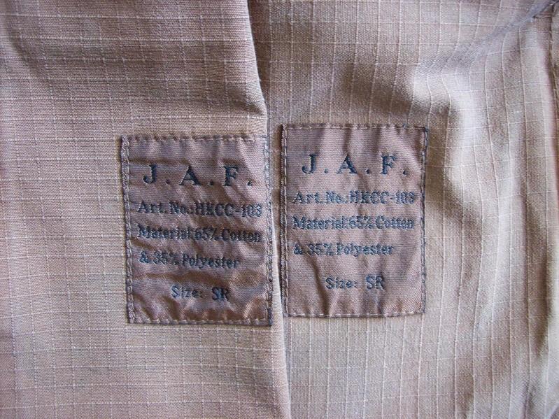 JORDAN SPECIAL FORCES amoeba DESERT camouflage uniform 100_1312