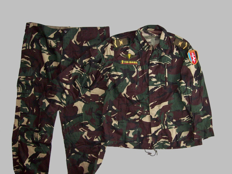 PLA Type 03 Special Forces DPM uniform 100_5417
