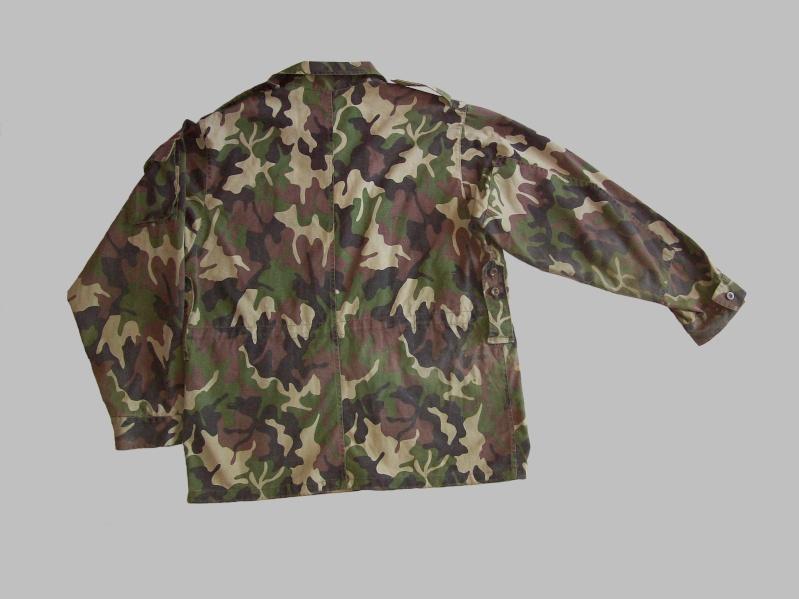 Serbian of Bosnian and Srpska repubic camouflage 100_8512
