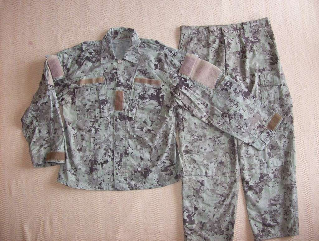 Afghan Digi Cam uniform brand new! 100_9112
