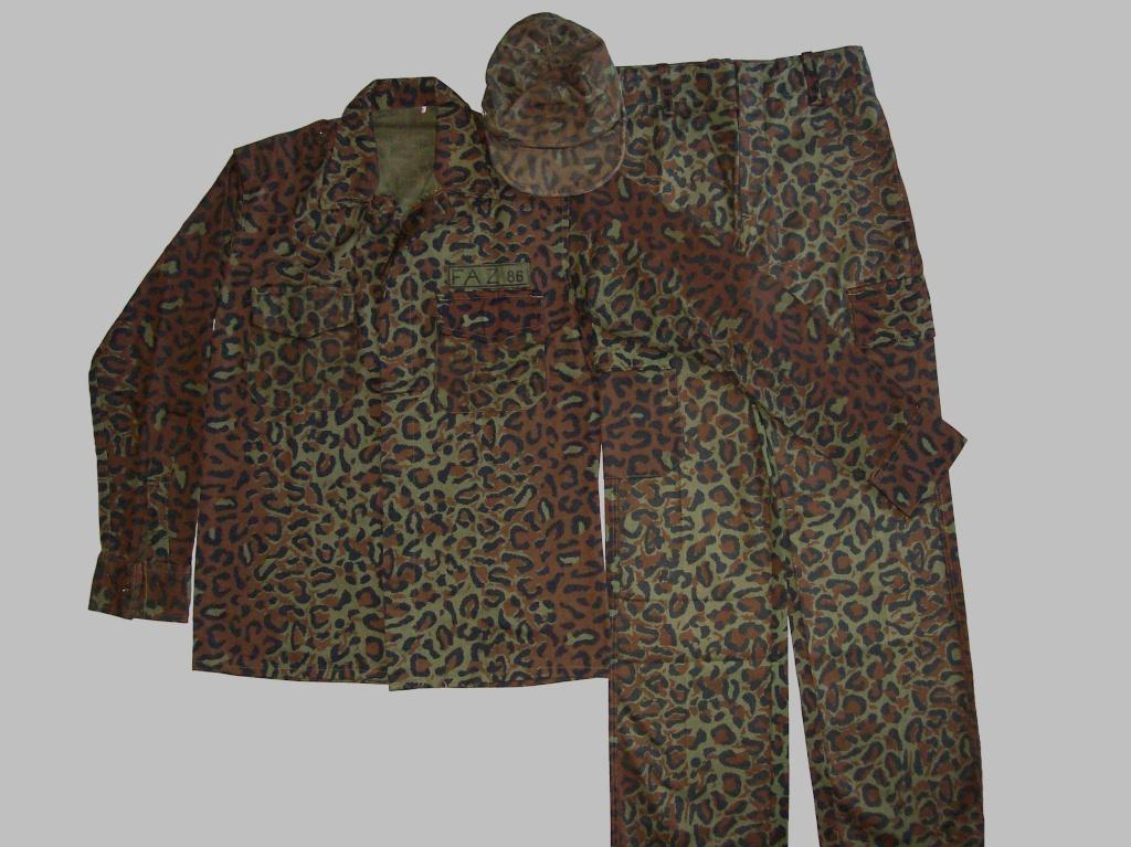 Zaire Leopard camo 100_9816