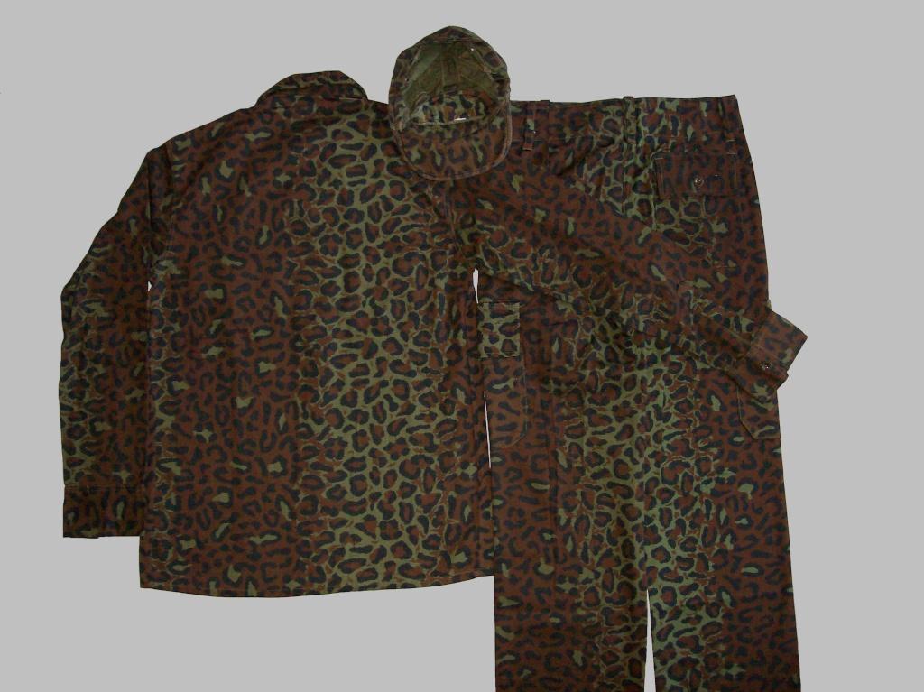 Zaire Leopard camo 100_9817
