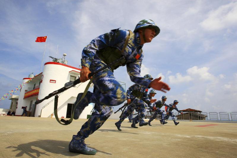 Chinese Digital Uniform Chine-18