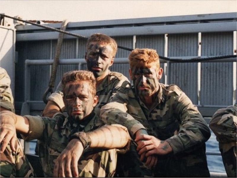 Dutch Marines Korps Mariniers clothing Hollan10