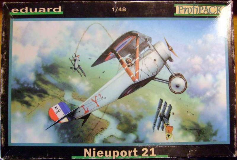 jacquespod Nieuport 21 12th fighter detachment winter 1917 S7302439