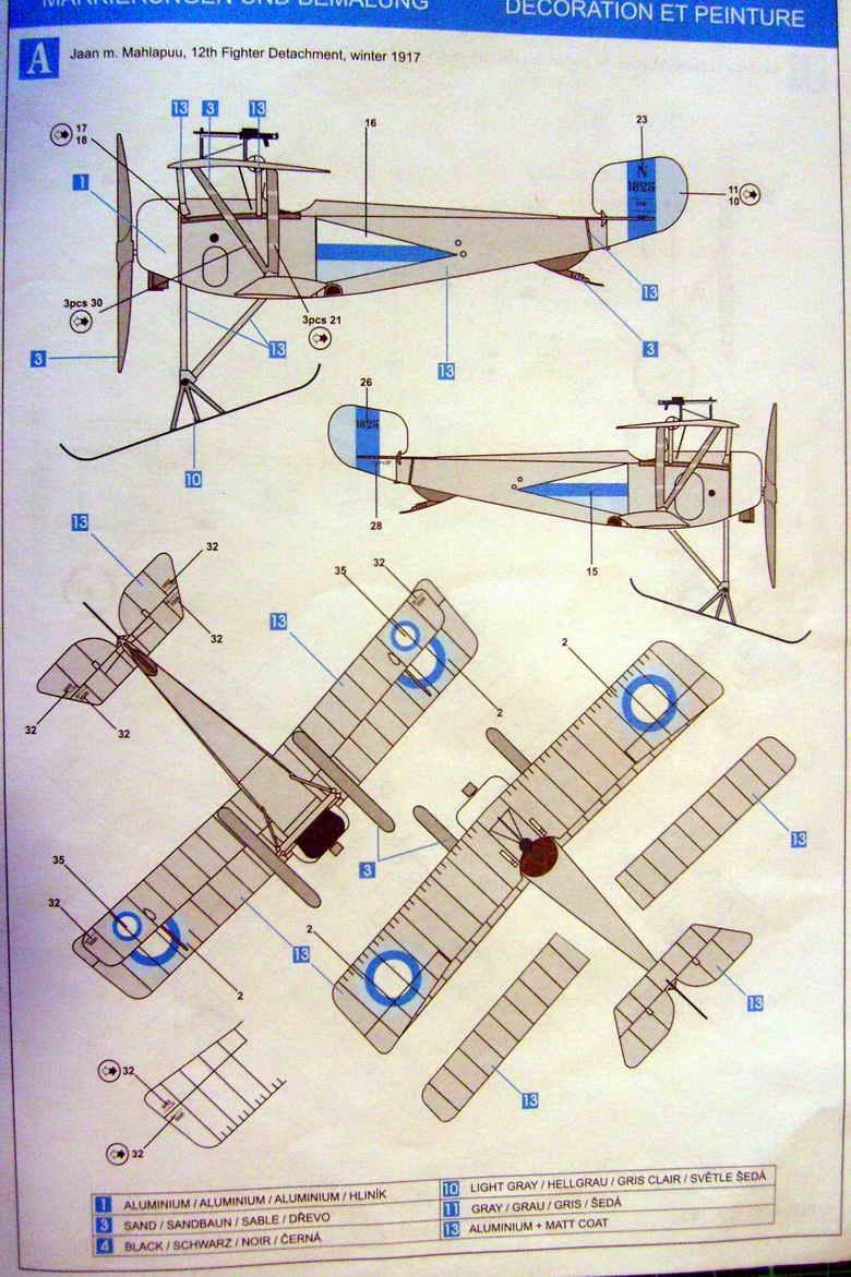 jacquespod Nieuport 21 12th fighter detachment winter 1917 S7302440