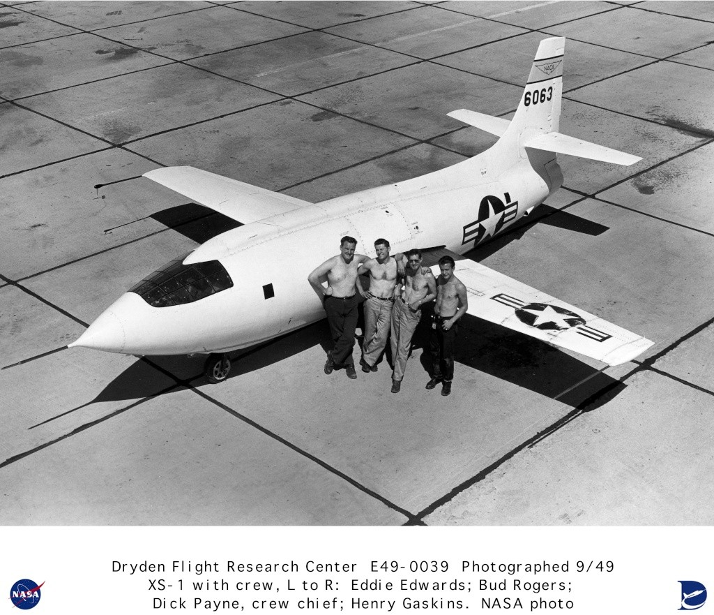 "Bell X-1 ""Machbuster"" (1:72 Tamiya + P.E. Brengun) E49-0010"