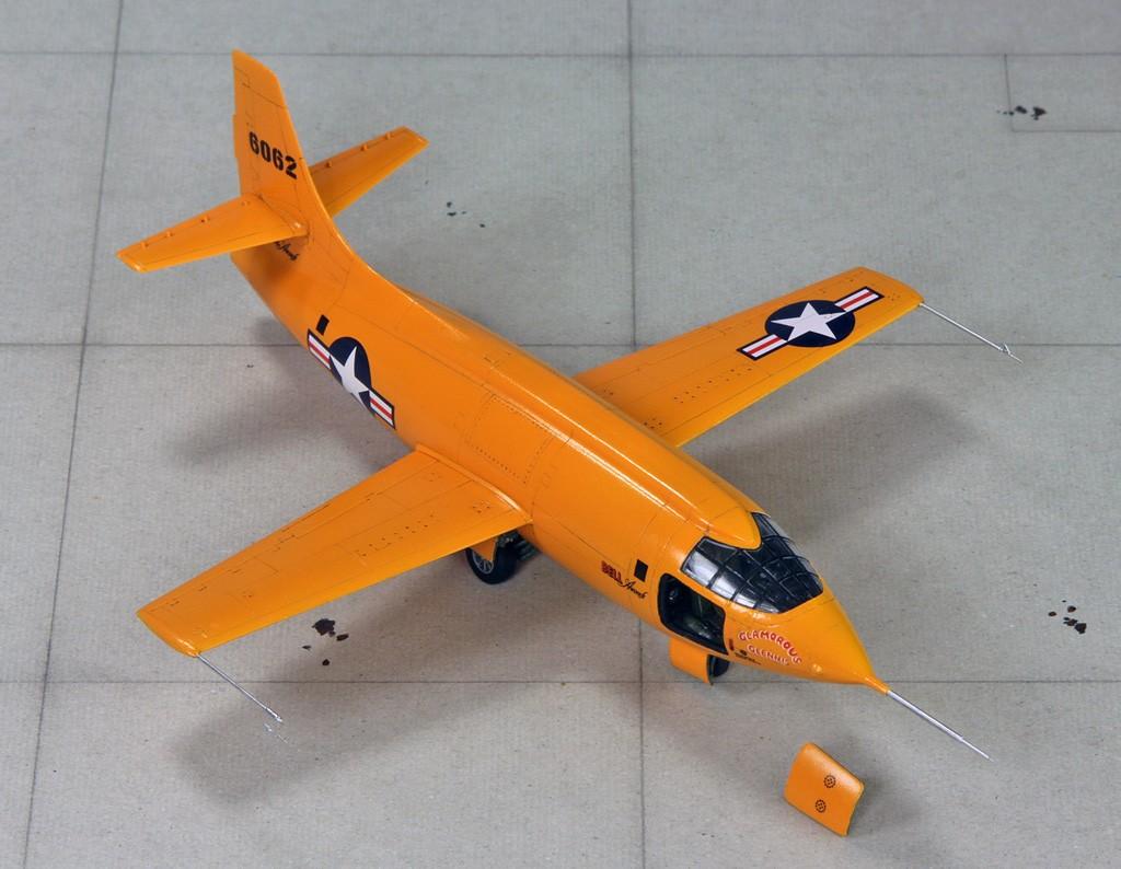 "Bell X-1 ""Machbuster"" (1:72 Tamiya + P.E. Brengun) Img_0812"