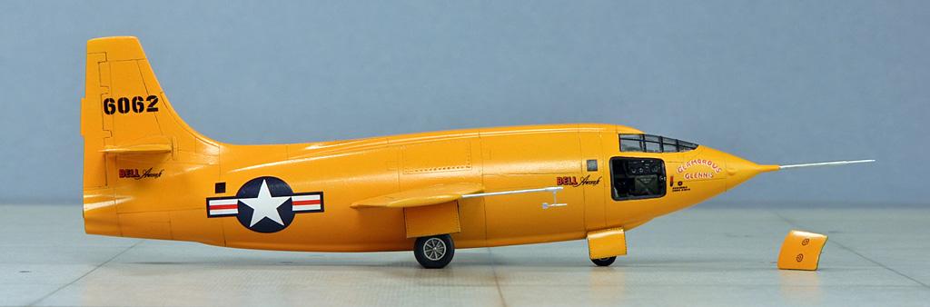 "Bell X-1 ""Machbuster"" (1:72 Tamiya + P.E. Brengun) Img_0815"