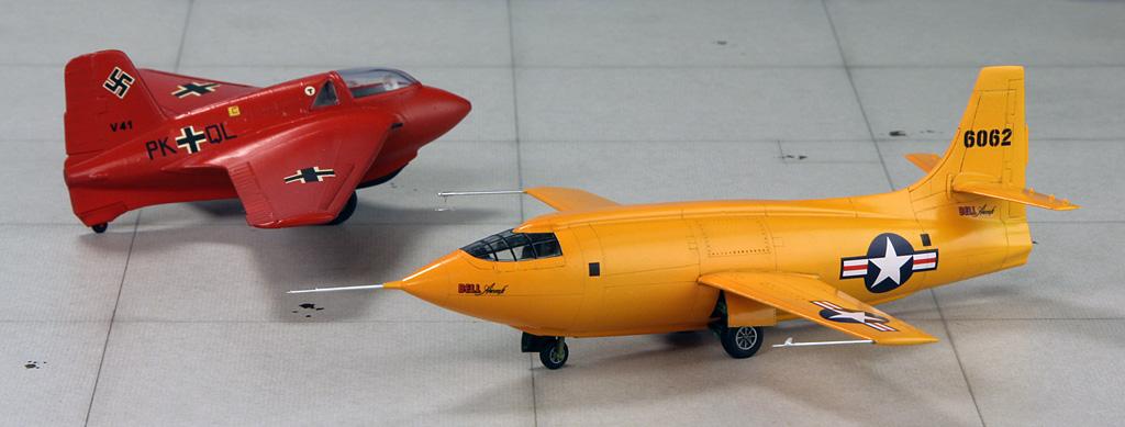 "Bell X-1 ""Machbuster"" (1:72 Tamiya + P.E. Brengun) Img_0818"