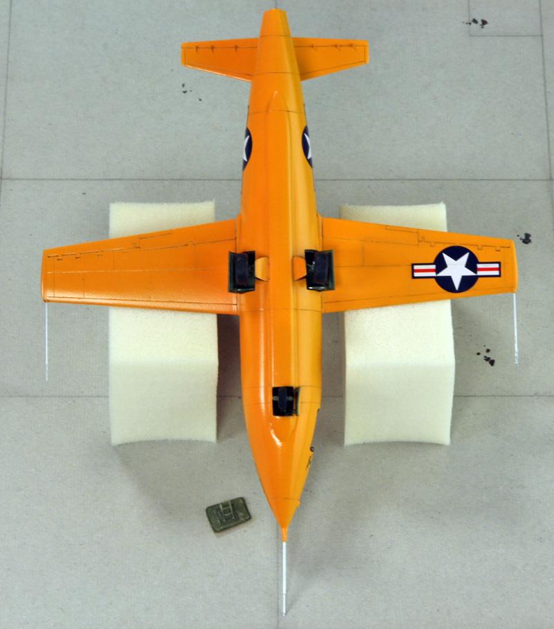 "Bell X-1 ""Machbuster"" (1:72 Tamiya + P.E. Brengun) Img_0819"